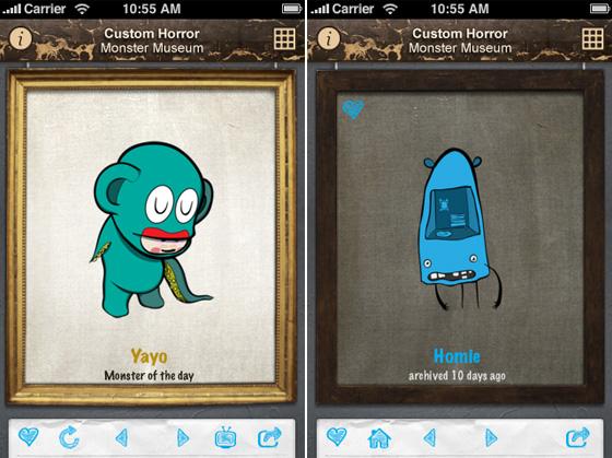 CUSTOM HORROR: Monster Museum Screenshots