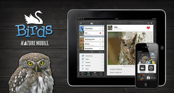 Nature Mobile: Birds