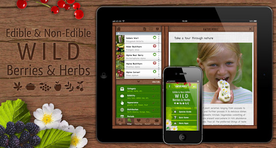 Nature Mobile: Wild Berries & Herbs